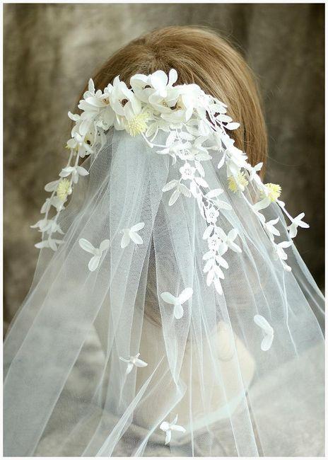 Ideas de estilo para peinados 2021 para bodas Imagen de cortes de pelo consejos - Tendencias 2021 - Peinados y moda para novias - Moda ...