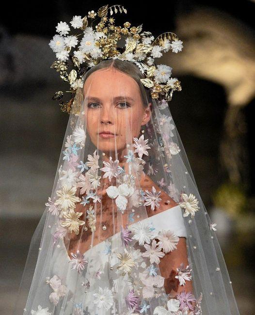 Perfecto peinados novias 2021 Galería De Tutoriales De Color De Pelo - Tendencias 2021 - Peinados y moda para novias - Moda ...