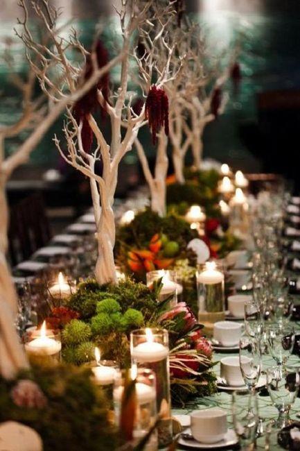 ¿Mezclarías la Navidad en tu boda? 🎄 4