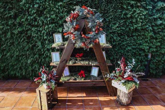 ¿Mezclarías la Navidad en tu boda? 🎄 3