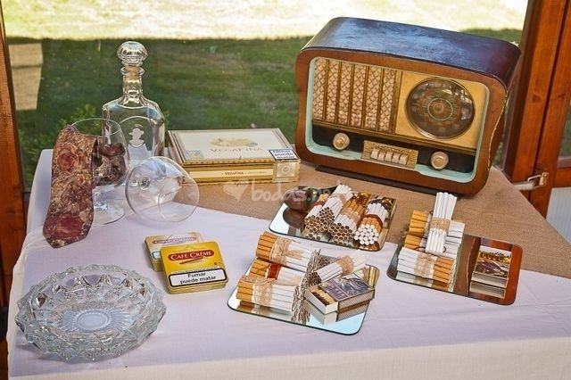 tabaco en boda foro
