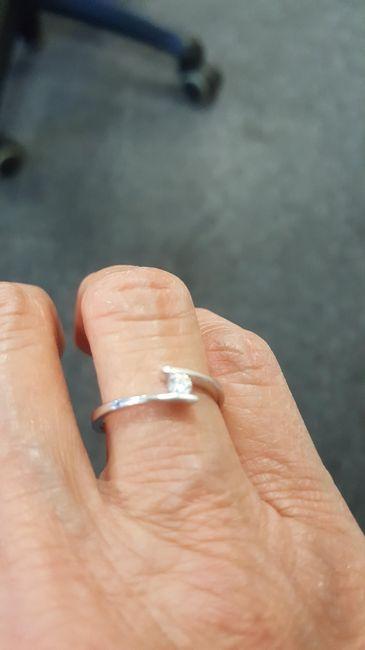 ¿Cómo es tu anillo de compromiso? 💍 3