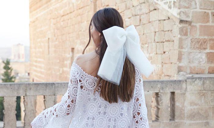 Recogidos de novia con lazo - I 1