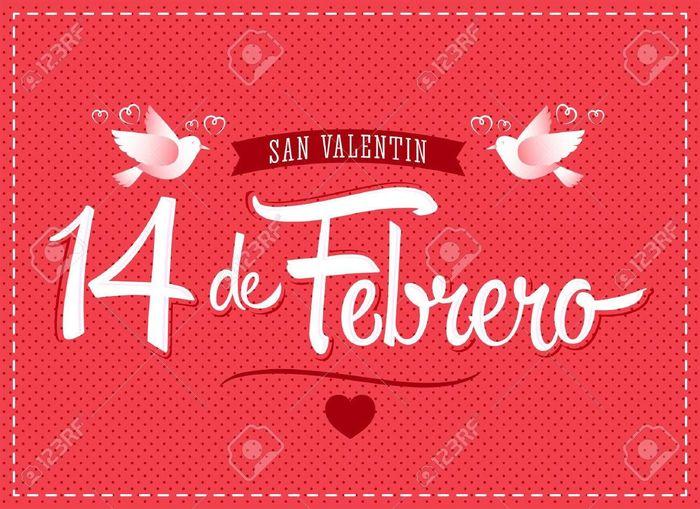 Contadnos ¿celebráis San Valentín? 1