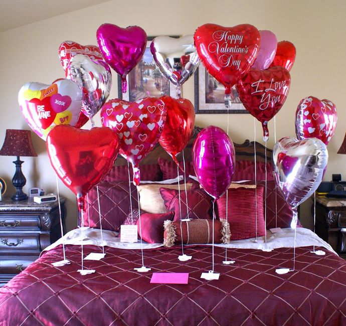 Contadnos ¿celebráis San Valentín? 2