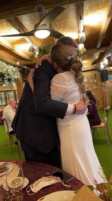 Felizmente casada en una boda preciosa - 5