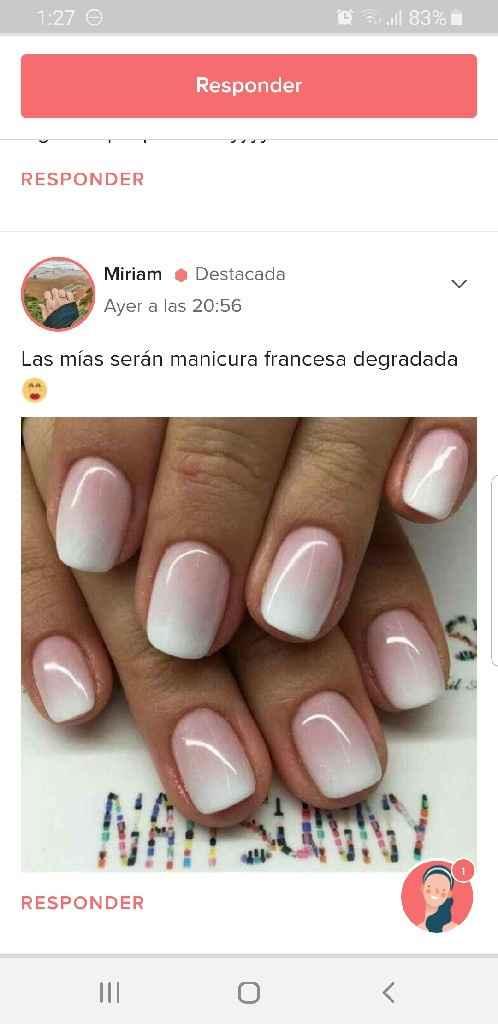 Tipo de uñas! - 1