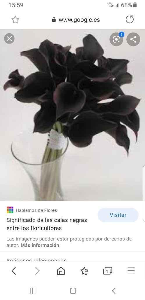 Ideas boda en negro y rojo - 1