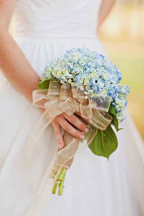 Materiales para atar tu ramo de novia 💐 - 4