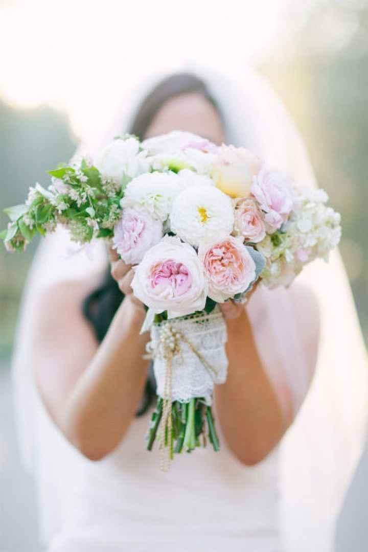 Materiales para atar tu ramo de novia 💐 - 5