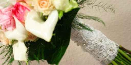 Materiales para atar tu ramo de novia 💐 - 8