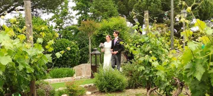 Felizmente casada en una boda preciosa - 2