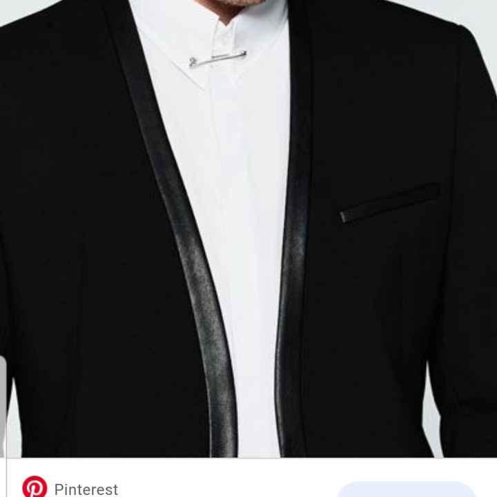 Alternativas al traje de novio? - 1