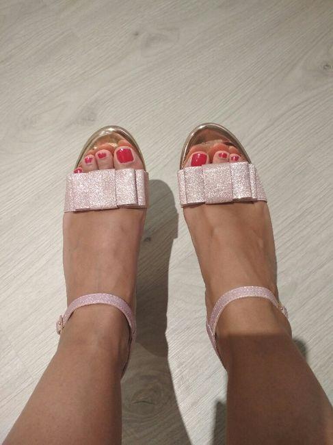 Ya tengo zapatos y son ❤ - 2