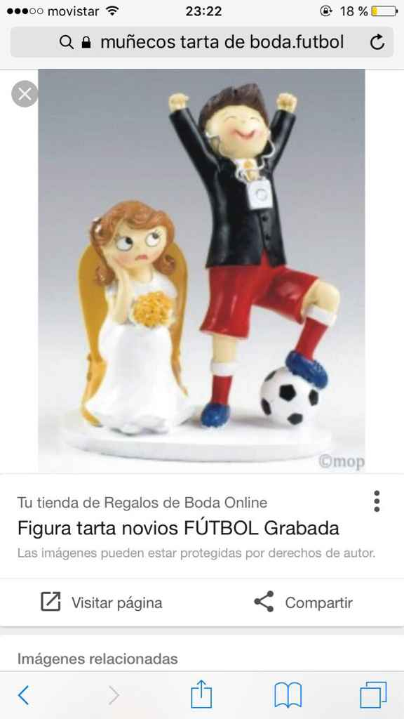 Boda temática fútbol - 1