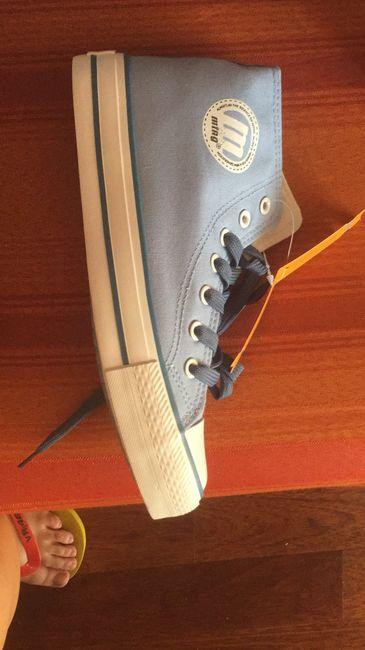 Zapatillas de deporte de  novias - 2