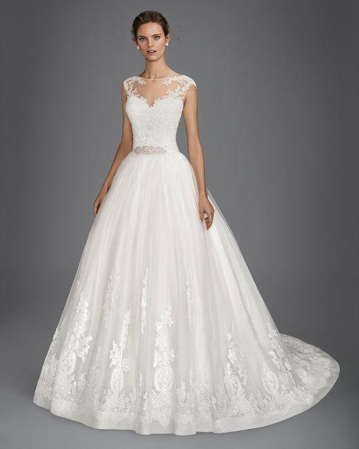vestidos de novia de luna novias 2018 - moda nupcial - foro bodas