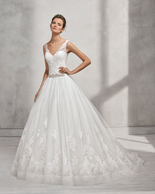 vestidos de novia de luna novias 2018 (3) - moda nupcial - foro