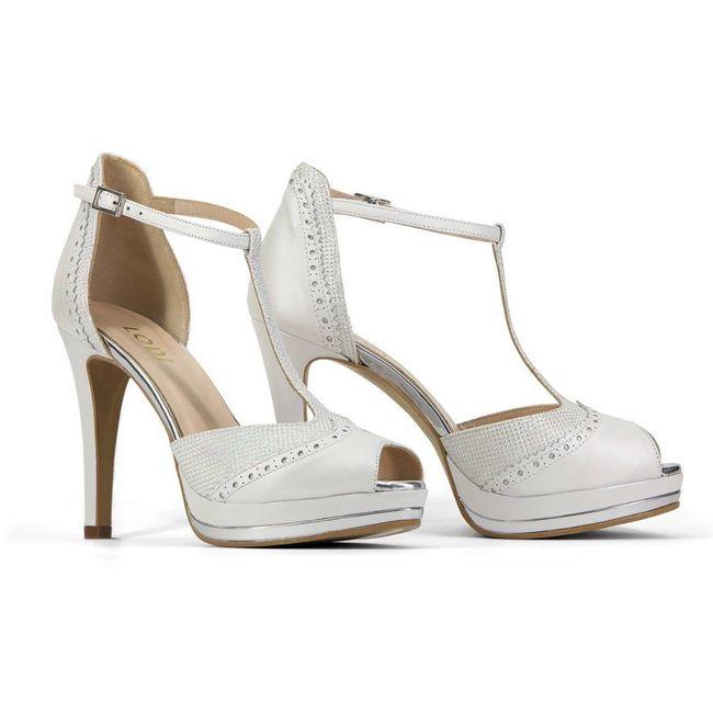 zapatos de novia marca lodi - moda nupcial - foro bodas