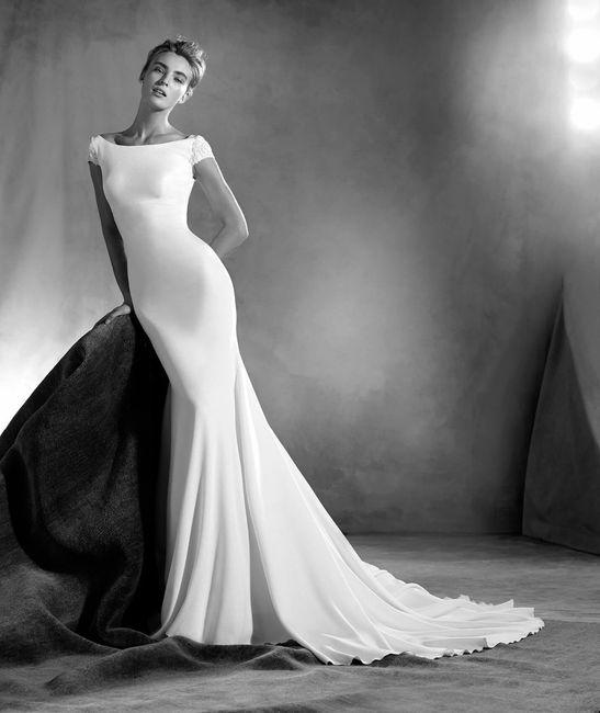 vestidos de pronovias de alta costura - moda nupcial - foro bodas