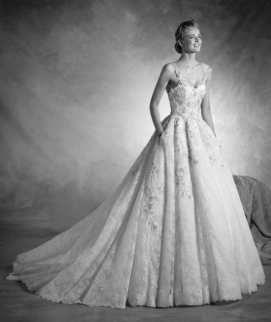 más vestidos pronovias de alta costura (2) - moda nupcial - foro