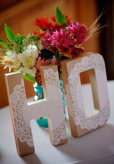 Ideas de decoraci n con blondas manualidades foro - Foro decoracion ...