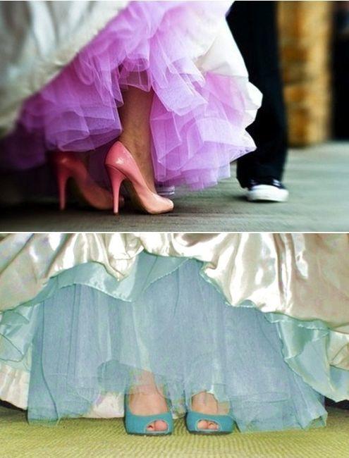 can can de colores - moda nupcial - foro bodas