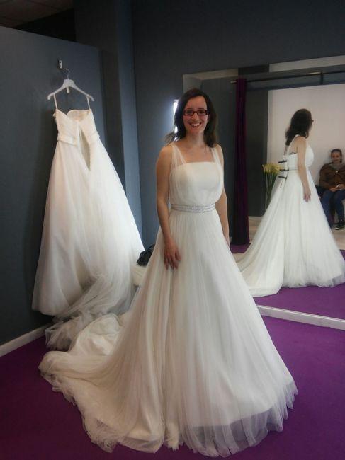 mi prueba de vestidos en ada novias (chave86) - moda nupcial - foro