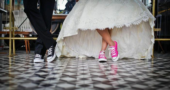 Converse para novias - Moda nupcial - Foro Bodas.net 115f9edb3c2f