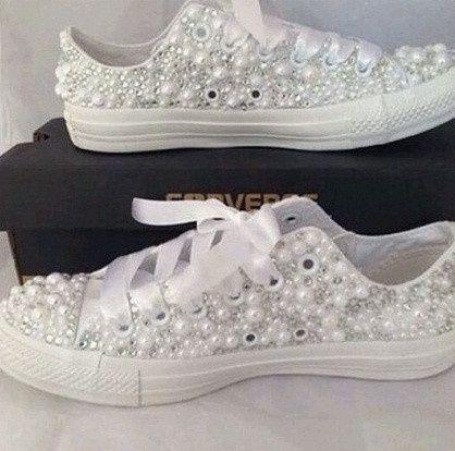zapatillas converse novia