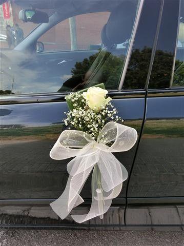 Ideas decoraci n coche casera manualidades foro - Decoracion coche novia ...