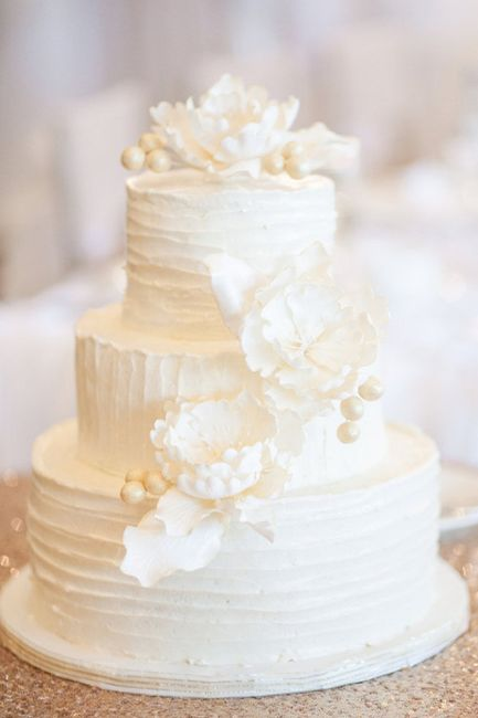 images of all white wedding cakes 10 tortas de casamiento totalmente blancas 16326