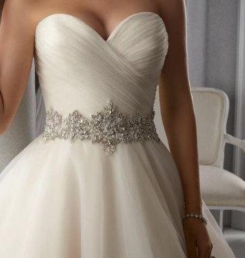 cinturones para novia - moda nupcial - foro bodas
