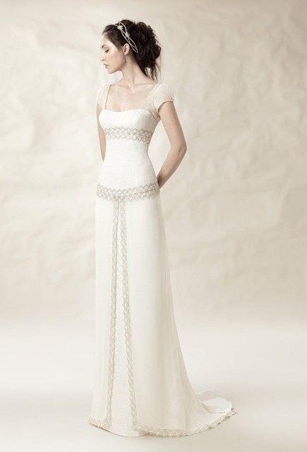 ideas de vestidos de novia medievales - moda nupcial - foro bodas
