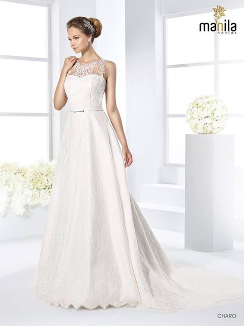 colección 2017 manila novias - moda nupcial - foro bodas