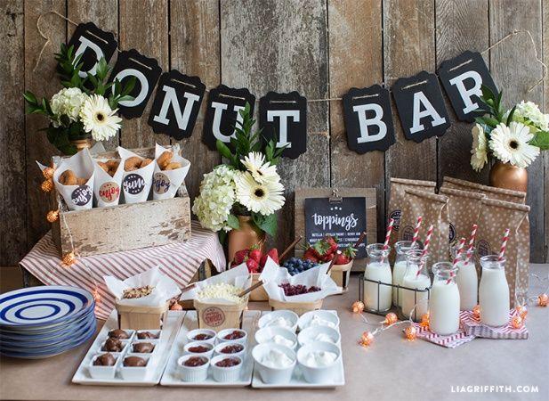De moda: los donut bar 8