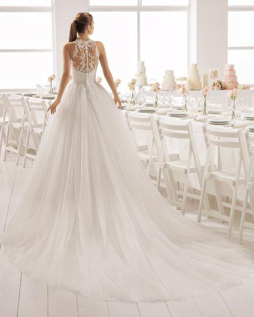 vestidos aire barcelona 2018 (2) - moda nupcial - foro bodas