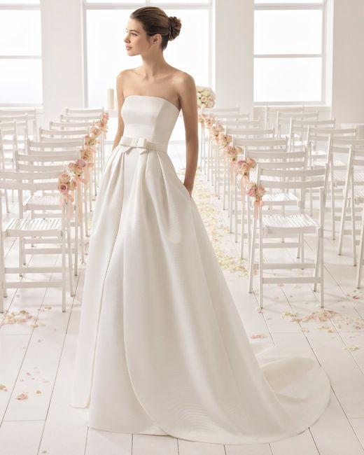 vestidos aire barcelona 2018 (3) - moda nupcial - foro bodas