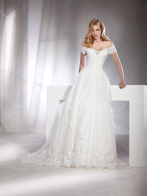 vestidos de novia vintage san patrick - moda nupcial - foro bodas