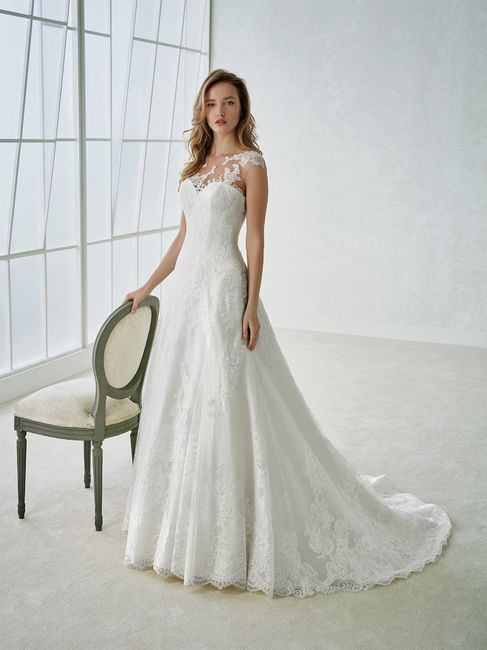 vestidos de novia white one de san patrick - moda nupcial - foro