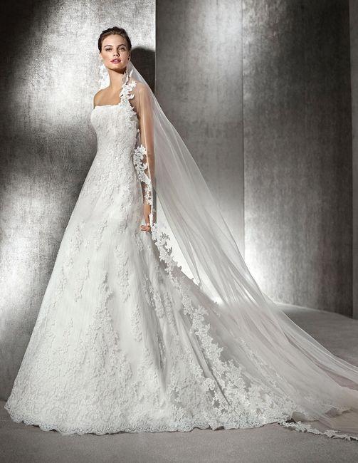 vestidos de novia san patrick 2018 - moda nupcial - foro bodas