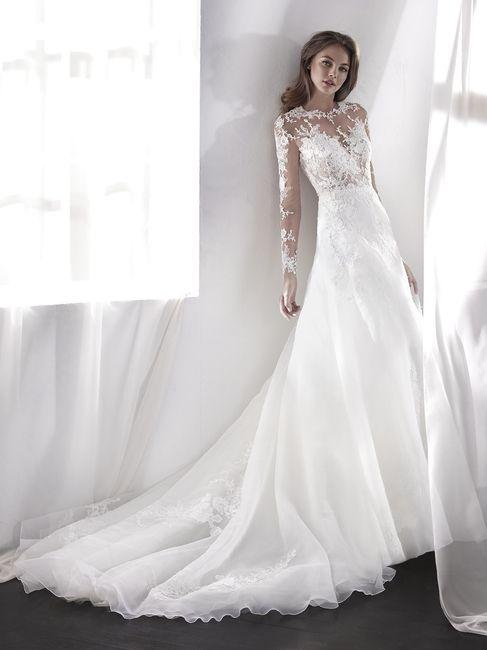 vestidos de novia san patrick 2018 (2) - moda nupcial - foro bodas