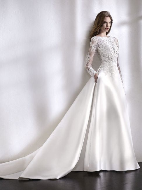 Vestidos de novia San Patrick 2018 (2) 10