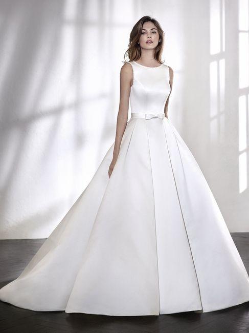 Vestidos de novia San Patrick 2018 (2) 17