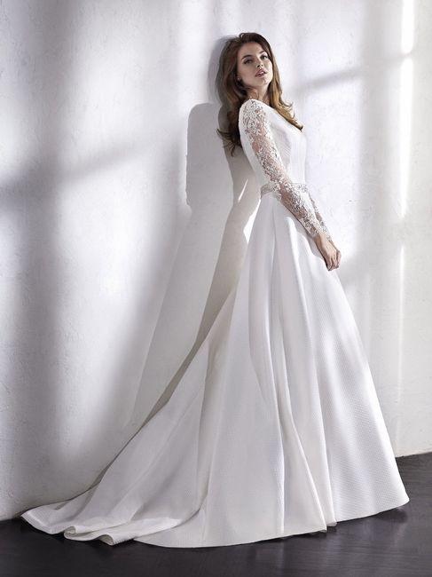 Vestidos de novia San Patrick 2018 (2) 20