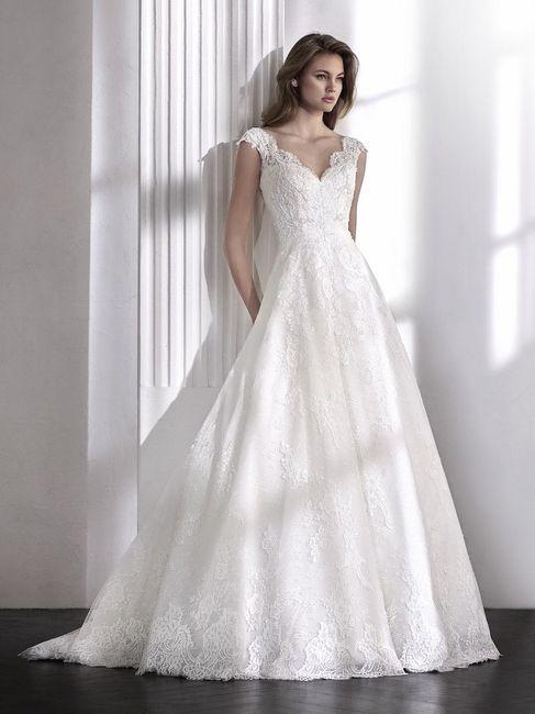 Vestidos de novia San Patrick 2018 (2) 25