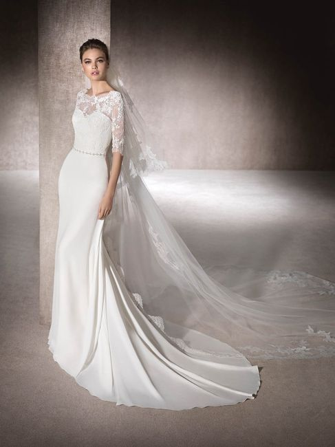 Vestidos de novia San Patrick 2018 (2) 43
