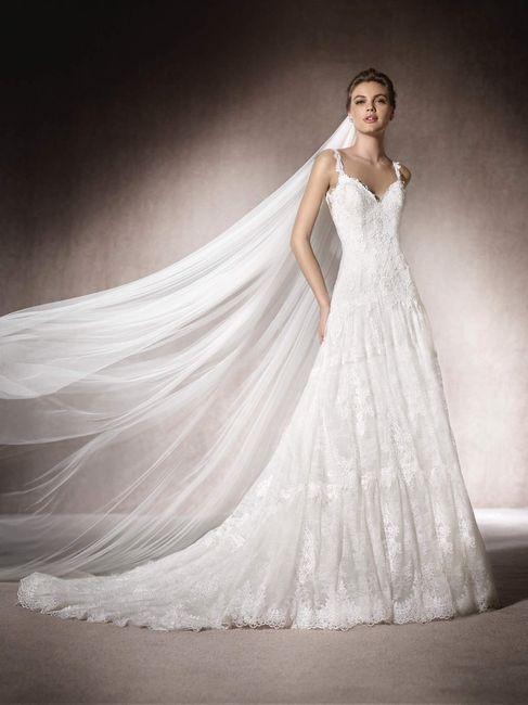 vestidos de novia san patrick 2018 (3) - moda nupcial - foro bodas