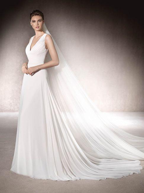 vestidos de novia san patrick 2018 (4) - moda nupcial - foro bodas