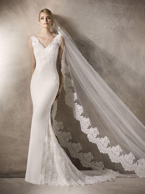 vestidos de novia la sposa 2018 - moda nupcial - foro bodas
